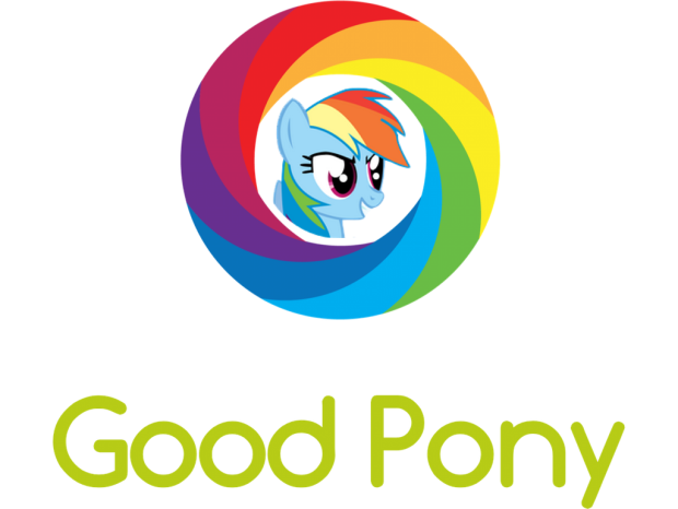 Good Pony Logo